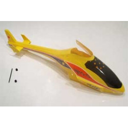 Whole Fuselage Set Yellow