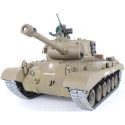 1/16 M26 Pershing Snow Leopard Firing RC Tank - Pro Version