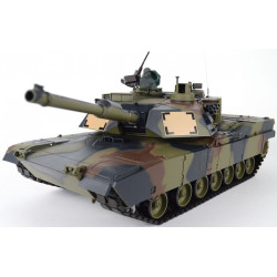 1/16 M1A2 Abrams radiocommandés Tank - Version Camo