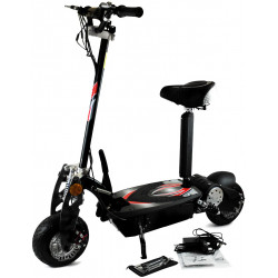 Zipper - Micro Trottinette Electrique de 800W Avec Suspension