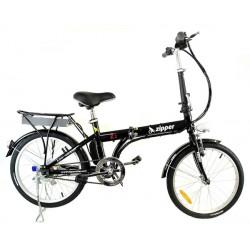 Z2 - Vélo Pliant Electrique Compact 20 - Noir Onyx
