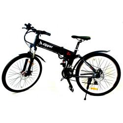 Z4 - Vélo Pliant Electrique de Montagne 21 Vitesses 26 - Noir