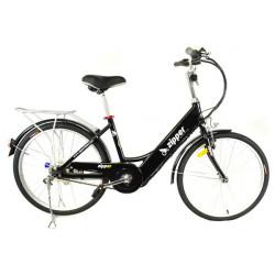 Z5 - Vélo de Ville Electrique De Luxe 24 - Bleu Nuit
