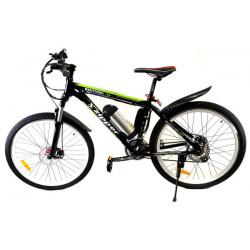 Z6 - Edition Ultime Vélo Electrique de Montagne 21 Vitesses 26 - Noir