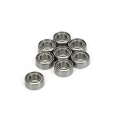 Wheel Bearing Set: Circuit