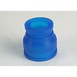 RALLONGE DE TUBE DE FUITE D'ECHAPPEMENT BLEUE T-MAXX TRX 2.5/2.5R/3.3