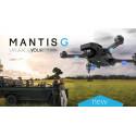 Drone Yuneec Mantis G Gimbal & Waypoint