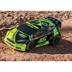 FORD FIESTA ST RALLY VR46 EDITION - 4X4 - 1/10 BRUSHED