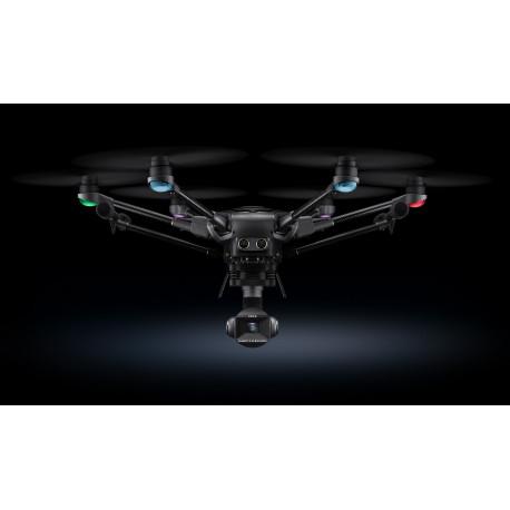 Drone Typhoon H3 et caméra ION L1 Pro développés conjointement avec Leica
