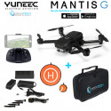 Drone Yuneec Mantis G Gimbal 3 axis & Waypoints