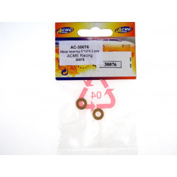 Metal bearing 5*10*4 2 pcs (30076)