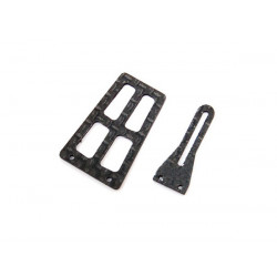 Swash Guide and Receiver Plate (spare for W46001)