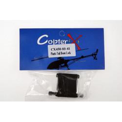 CopterX - Plastic Tail Boom Lock (CX450-03-41)