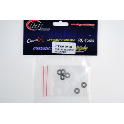 CopterX - Thrust Bearings 3x8x3.5mm (CX450-09-08)