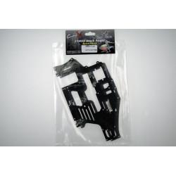 CopterX - Carbon Fiber Main Frame (CX450BA-03-08)
