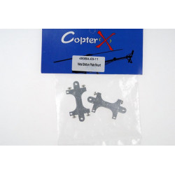 CopterX - Metal Bottom Plate Mount (CX450BA-03-11)