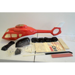 Eurocopter EC135 (Class 500) Red/White