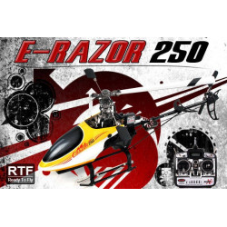 E-Razor 250 RTF (2.4Ghz Mode 1) (DY8919)