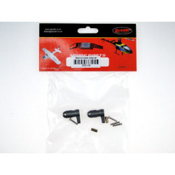 metal tail blade clamp set (ERZ-108)