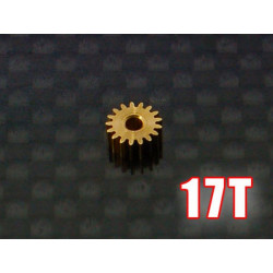 Motor Pinion 17T (1.5mm hole, 0.25M)