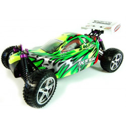 XSTR Elec Buggy 1/10th 2.4 Ghz - Green (94107)