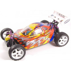XSTR Elec Buggy 1/10th 2.4 Ghz - Orange (94108)