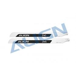 425D 3G Carbon Fiber Blades (HD420ET)