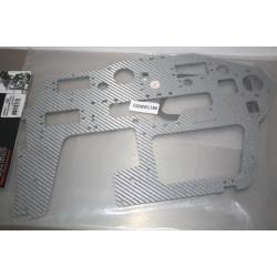 T-Rex 600 - Fiberglass Main Frame(L)/2.0mm (HN6056T-1)