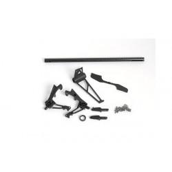 Xtreme Tail Boom Kit Set V2 (For Lama v4, dauphine, hunter, etc)