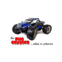 HSP Bug Crusher PRO Nitro 2.4Ghz - Purple Truck Body (NBC-NPRO)