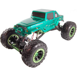 HSP Rock Crawler Green 1/8eme 2.4Ghz (94883)