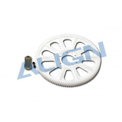 T-Rex 700 - CNC Slant Thread Main Drive Gear set/112T(H70021)