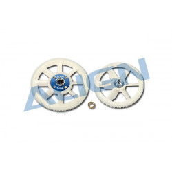 T-Rex 450 - 450 Main Gear-White (HS1218AT)