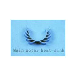 Main motor heat-sink
