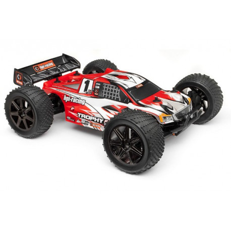 TROPHY TRUGGY FLUX 2.4G RTR (HPI 101707)