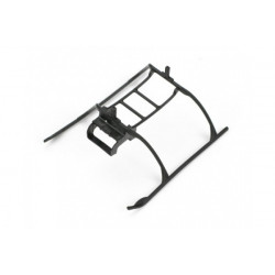 Landing Skid and battery mount: MSRX (BLH3204)