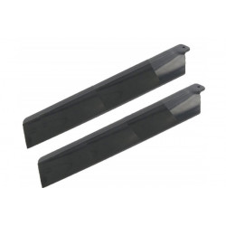 Main Rotor Blades w/hardware: MSRX (BLH3216)