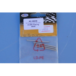 Pin for upper susp. Arm 4 pcs (30235)