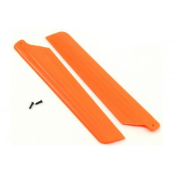 Main Rotor Blades, Orange (2): MSRX (BLH3216OR)