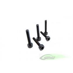DIN 12.9 Socket Head Cap M2x12 (5pcs)