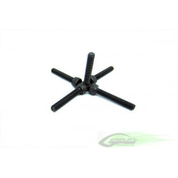 DIN 12.9 Socket Head Cap M4x22 (5pcs)