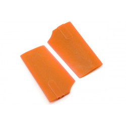 500 Neon Orange Paddles - Use w/3mm Flybar (4219)