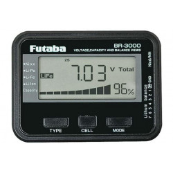 Tester Futaba BR-3000