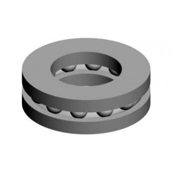 Thrust bearing 8x16x5 (00840)