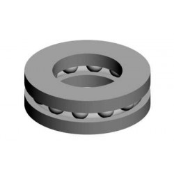 Thrust bearing 6x14 (02349)