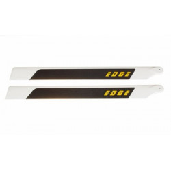EDGE flybarless carbon rotor blades 473mm (04457)