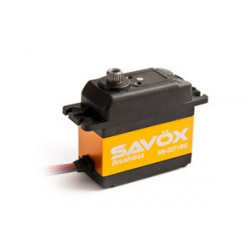 Savox Highvoltage Brushless Servo SB-2272MG (tail rotor) (04578)
