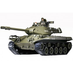 HengLong Tank US M41A3 WALKER BULLDOG 1:16 - Dark Green Camouflage (3839-1)
