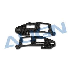 250PRO Carbon Main Frame(U) (H25114T)