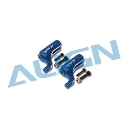 450DFC Main Rotor Holder Set/Blue (H45164QNT)